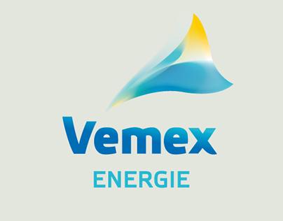 Vemex Energie: rebranding, kampaň a web