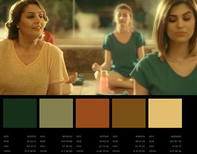 Color grading breakdown