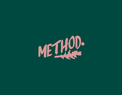 Method - Brand Identity