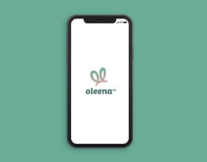 Identité visuelle d'Oleena™