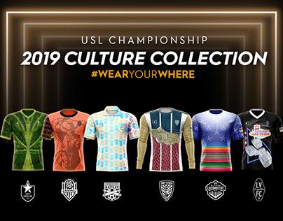 USL Championship Culture Kits