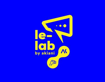 Le lab by Akiani