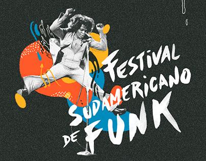 Sudá - Festival Sudamericano de Funk - 1ST PART