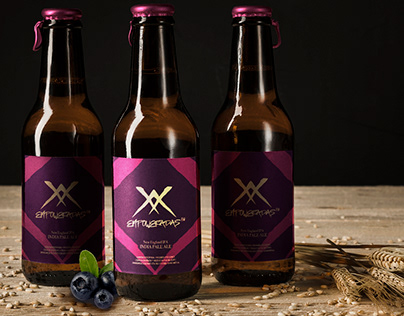 Empoweradas craft beer packaging