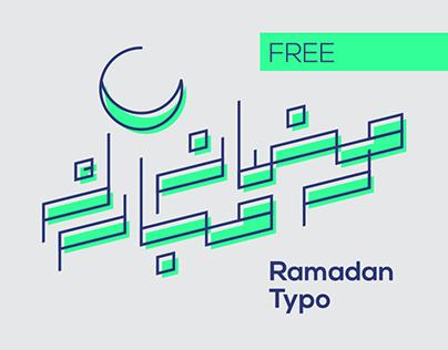 Ramadan Typo (FREE)
