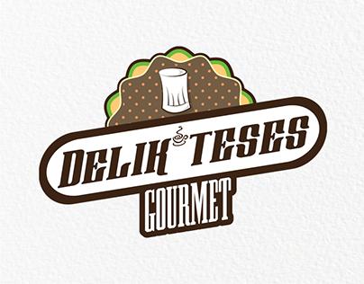 Isologo Delik'Teses Gourmet