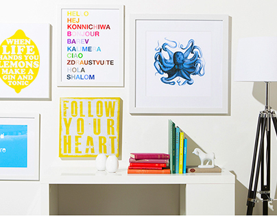 Rue La La art direction   |   homegoods