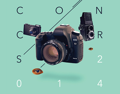 Photo Contest Poster – Salón XXVII