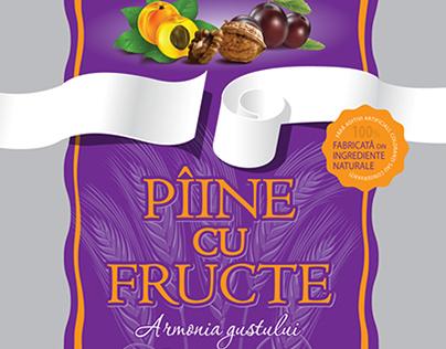 Ambalaj Piine cu Fructe