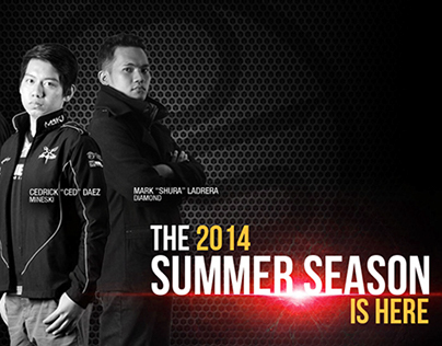 Pro Gaming Series 2014 Summer Debut Banner