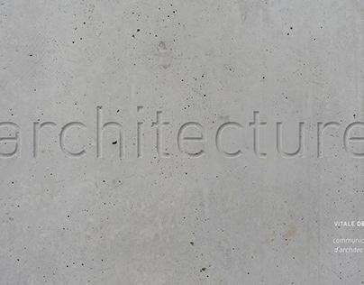 communication d'architectures