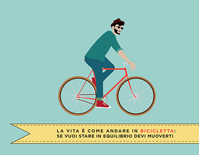 L'A-BICI | Infographic Design |