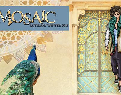Mosaic A/W 15 - Menswear
