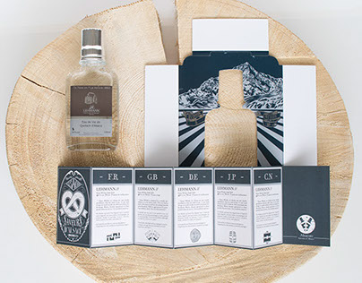 Whisky Alsace X Packaging