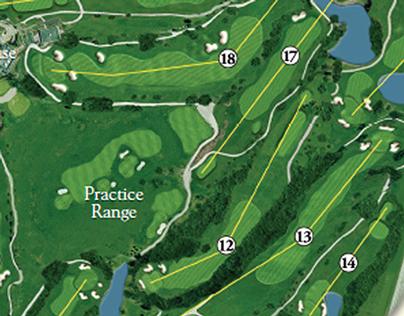 Golf Yardage Guides