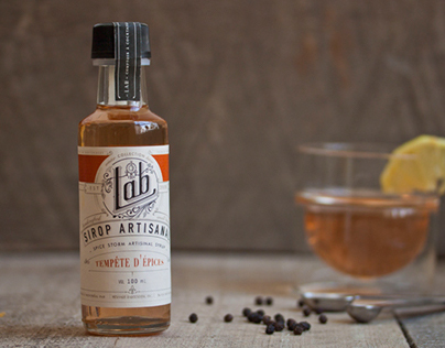 Le Lab Artisinal Syrups