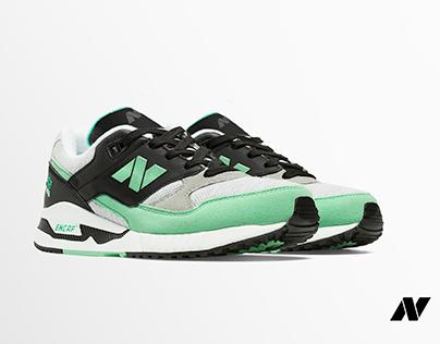 New Balance — Rebranding