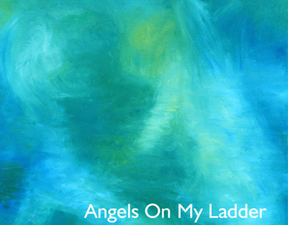 CD Cover - Angels on My Ladder