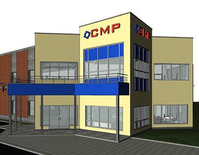 Architecture du CMP