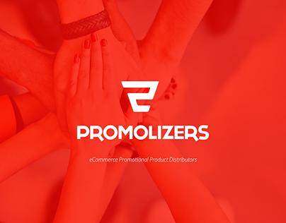 Promolizers Brand Identity