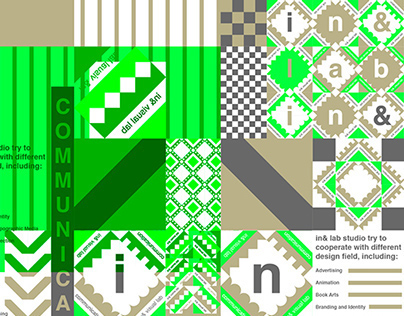 in& lab | posters