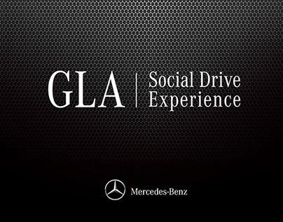 GLA | SOCIAL DRIVE EXPERIENCE