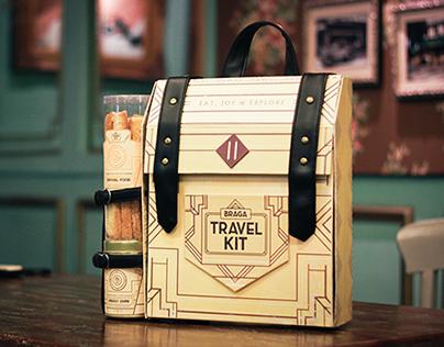 Packaging: Braga Travel Kit