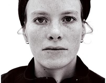 Bianca, classic portrait