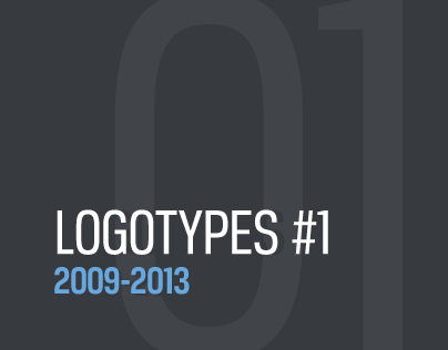 Logotypes 2009 - 2013