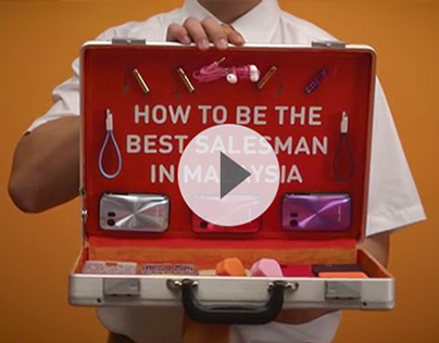TV/Web Video - How to be the best salesman