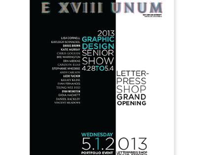 Various Poster Design