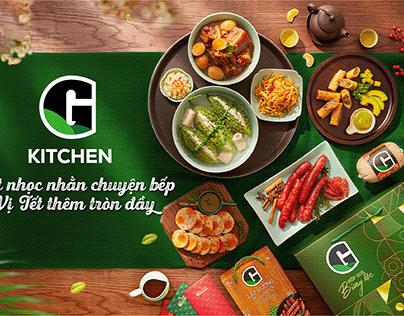 G-KITCHEN | Key Visual | TET 2021