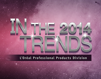 L'Oréal - In the Trends 2014