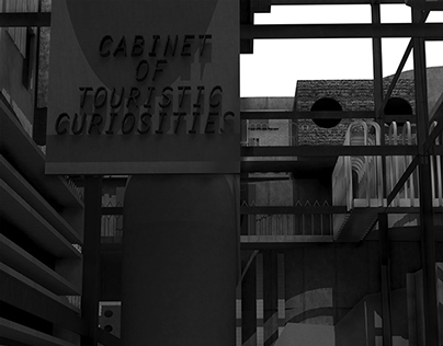 Cabinets of Touristic Curiosities - Museum of Tourism