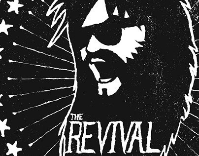 The Revival - Rock Band Logo