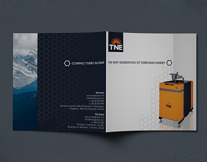 TNE Korea catalog