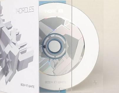 14circles – Body In White / CD / Audio / Album mini