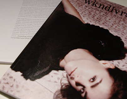 WKNDLVRS - Fashion Lookbook A/W 2012/2013