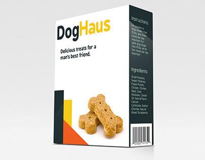 DogHaus Branding