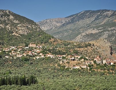 From to Athens to Peloponnese