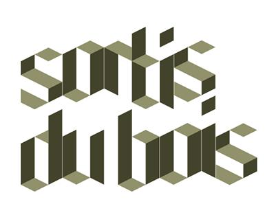 Graphic Design Exhibition «Sortis du bois»