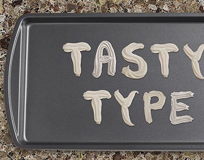 Meringue Typography