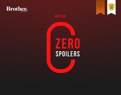 Zero Spoilers / Netflix