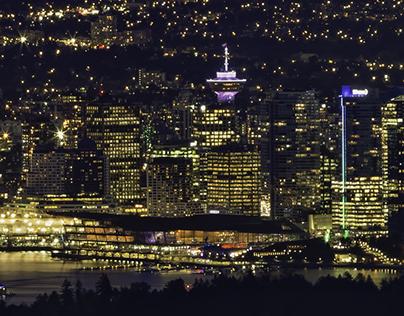 Vancouver Panorama.