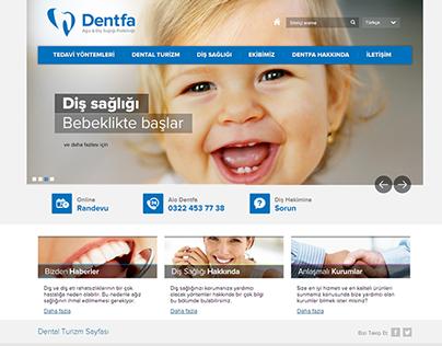 Dentfa Ağız ve Diş Sağlığı - 2012