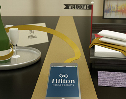 Hilton Styleframes
