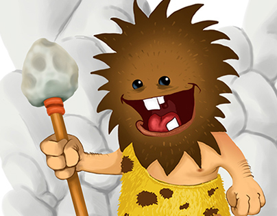 Hunta-A Cave Man