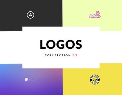 Logos collection 2016 - 2017