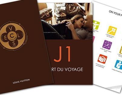 Brochure Formation Louis Vuitton