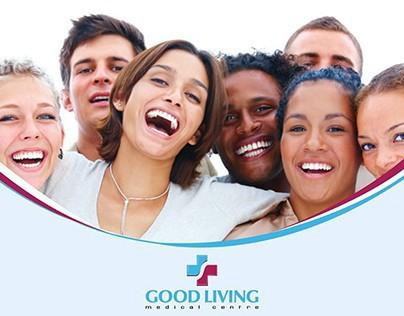 Good Living Medical, Presentation with Infograpics